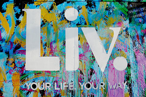 Liv. Your life your way